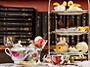 Afternoon Tea for Two in The Library Bar