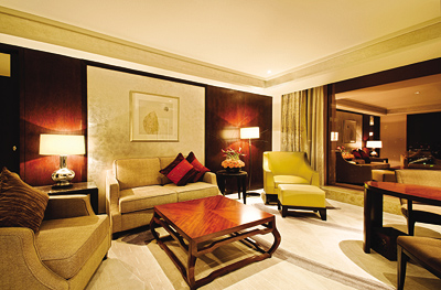 Contribution towards Our Fairmont Gold Signature Suite