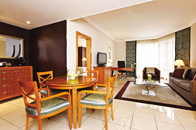 Contribution towards Our Fairmont Gold One Bedroom Suite