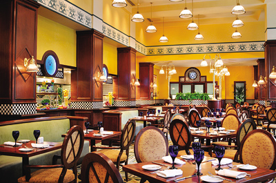 Contribution towards Dining at Griffins Restaurant