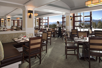 Contribution towards Dining at Cavell's Restaurant & Terrace
