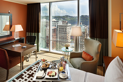 Contribution towards Our Deluxe View Room