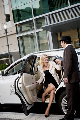 Valet, Stay & Breakfast Each Day Package