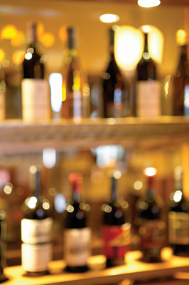 Contribution towards Wine at Big 3 Wine Bar