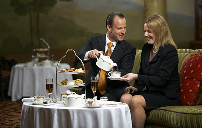 Contribution towards Afternoon Tea at The Fairmont