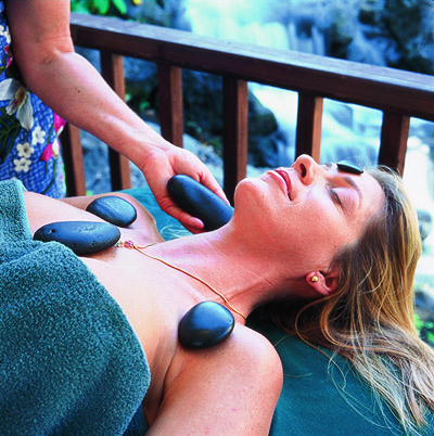 Herbal Stone Massage