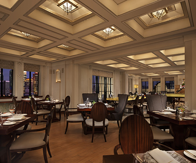 Contribution towards Dining at The Cathay Room