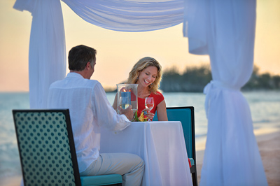 Bermuda Moon Dance Romantic Dinner