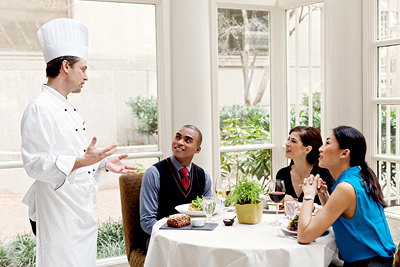 Contribution towards Dining at Juniper Restaurant