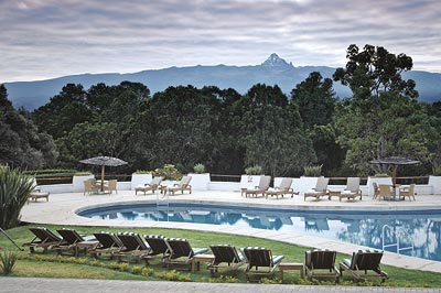 Special Occasions Package at Mount Kenya Safari Club