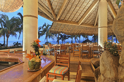 Contribution towards Dining at Beach Club Restaurant & Bar