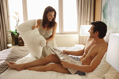 Romantic Escape in the Heart of the City Package
