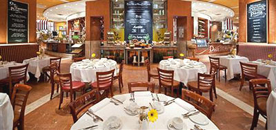Contributions towards Dining at Prego