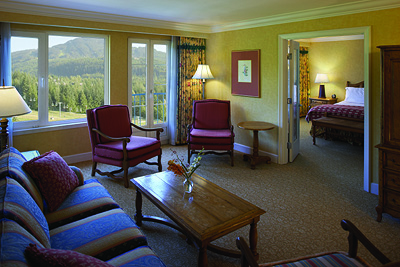 Contribution towards Our Luxury One Bedroom Mountain View Suite