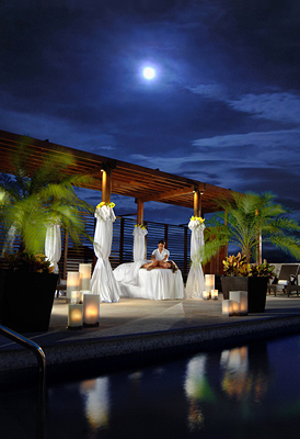 Under the Mayan Moon Couples Experience