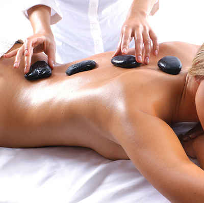Mexican Obsidian Stone Massage