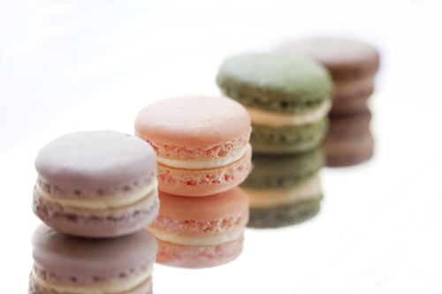 Contributions towards Dining at Caf� Macaron