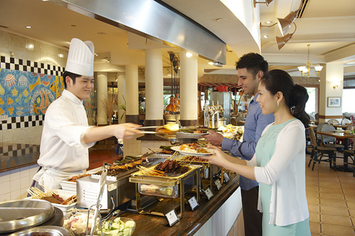 Contributions towards Dining at Spectrum